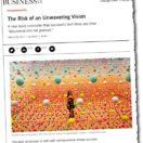 unwavering startup vision