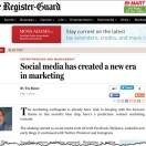social media earthquake